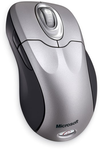 Microsoft Wireless Optical Mouse 5000