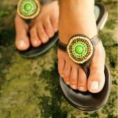 Anashria Womens Premier Leather Sandal